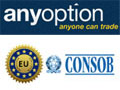 Anyoption consob