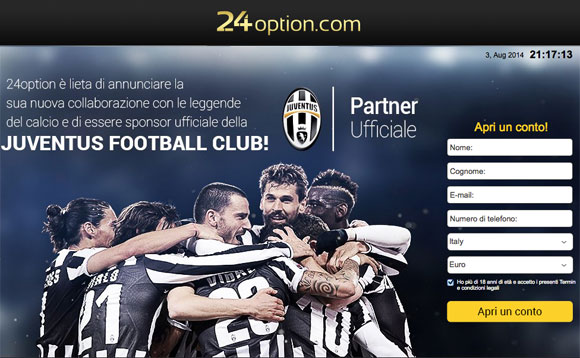 24option juventus
