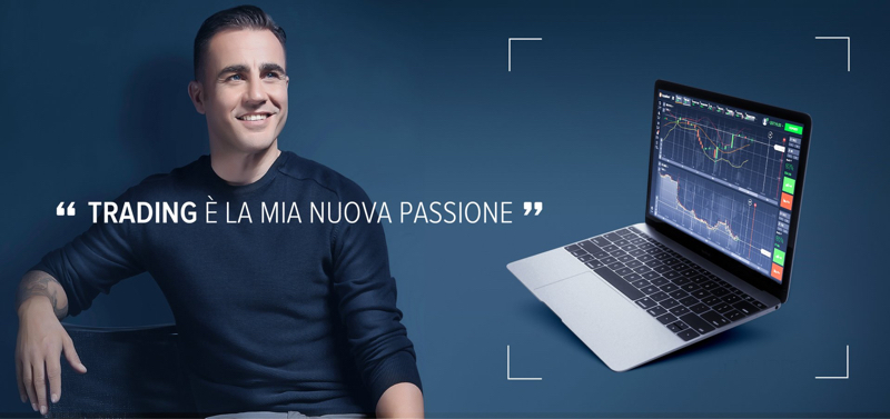 Cannavaro iq option